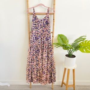 Rachel Zoe • NWT Floral Maxi Dress Sz 6